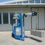 Celou řadu hydraulických vrátků s nosností od 200 kg do 50 tun