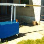 Speciální zdvihací zařízení MANUTIDREL 100