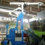 Macchina sollevamento stampi portata 2.000 kg