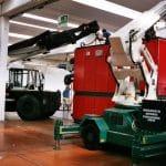 Jeřáby s nosnostì do 25.000 kg.