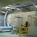 Řada mobilních jeřábů s Otočnou věží používaných pro technickou podporu na montážních linkách v automobilovém průmyslu. Maximální zatížení do 5 tun. Maximální pracovní rozsah 10 metrů