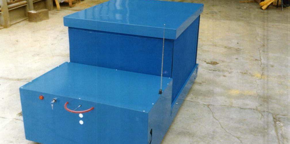 Speciální zdvihací zařízení PR 400