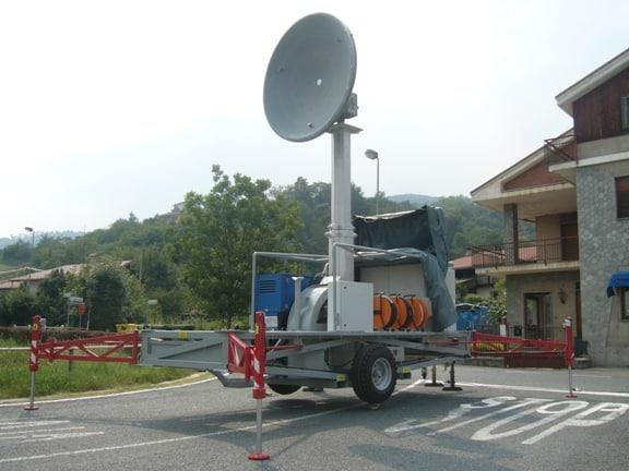 Speciální zdvihací zařízení TELC 06.700
