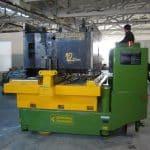 Macchina sollevamento stampi portata 35.000 kg