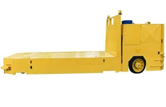 Jeřáb pro zvedání forem s nosností až 4.000 ton.