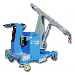 Cranes for Guindastes para o setor plástico