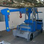 Braço adicional instalável em qualquer guindaste de controle manual ou hidráulico. Capacidade До 10.000 кг. com possibilidade de acessórios especiais.