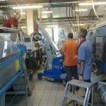 Краны для обработки пресс-форм с грузоподъемностью до 500 кг.