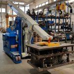 Guindastes para o setor de pneus Minidrel 100S_ARR