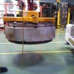 Guindastes para o setor de pneus Minidrel 125B_TRS