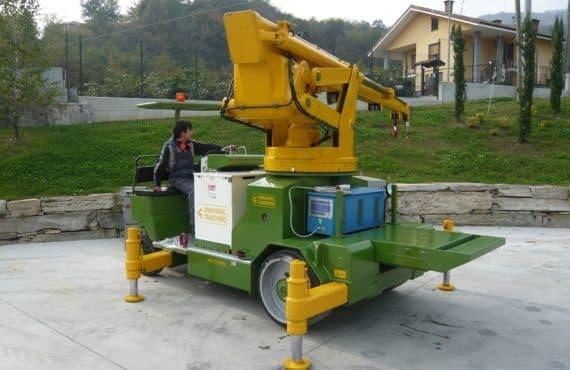 МОБИЛЬНЫЕ КРАНЫ с максимальной грузоподъемностью до 12.500 кг.