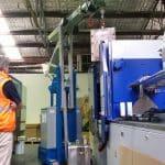 Краны для обработки пресс-форм с грузоподъемностью до 2.000 кг.