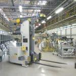 Краны для обработки пресс-форм с Грузоподъемность до 4.000 кг.