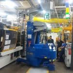 Краны для обработки пресс-форм с Грузоподъемность до 5.000 кг.