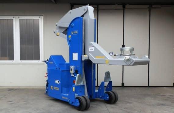 Guindastes para o setor de pneus Minidrel 50S_HG