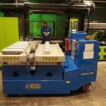 Краны для обработки пресс-форм с Грузоподъемность до 50.000 кг.